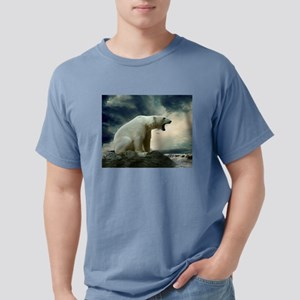Polar Bear Roaring T-Shirt