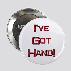 SEINFELD I've GOT HAND!! Button