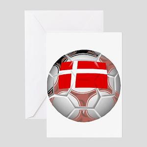 dk-soccerball_600x600 Greeting Cards
