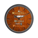 Cabinet maker Wall Clocks