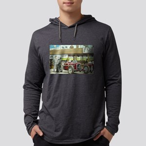 Vintage Car Racing Long Sleeve T-Shirt