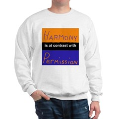 Harmony Permission Sweatshirt