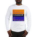 Harmony Permission Long Sleeve T-Shirt