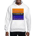 Harmony Permission Hooded Sweatshirt