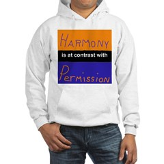 Harmony Permission Hoodie