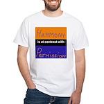 Harmony Permission White T-Shirt