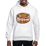 Groom Ring Hooded Sweatshirt