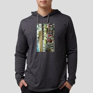 Vintage Car Racing Long Sleeve T-Shirt