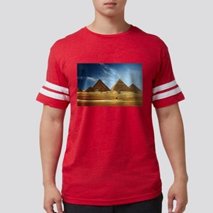 Egyptian Pyramids and Camel T-Shirt