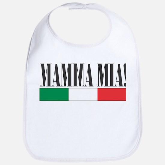 Mamma Mia! Bib