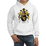Brem Family Crest Hooded Sweatshirt