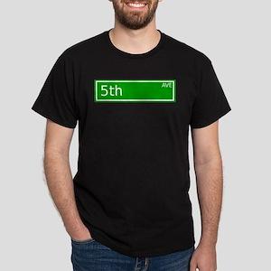 5th Avenue Dark T-Shirt
