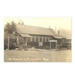 Postcards (Package of 8) Vintage Summit Inn