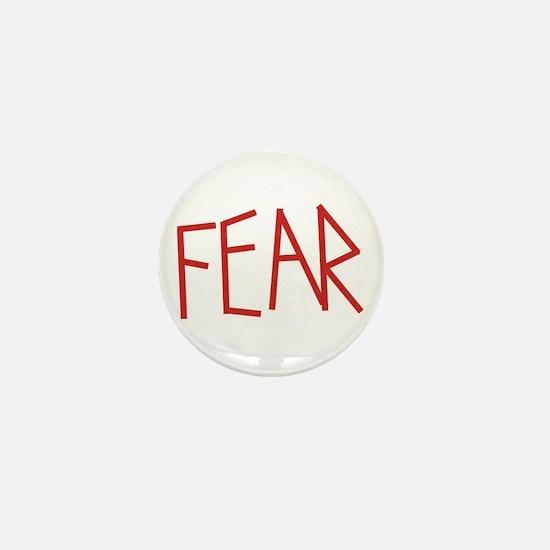 Mose Fear Mini Button