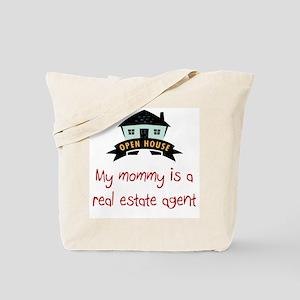Real Estate Sales Tote Bag