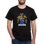 Bischoff Family Crest Dark T-Shirt