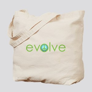 Evolve - Peace Tote Bag