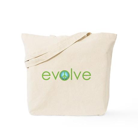 Evolve - Peace Tote Bag