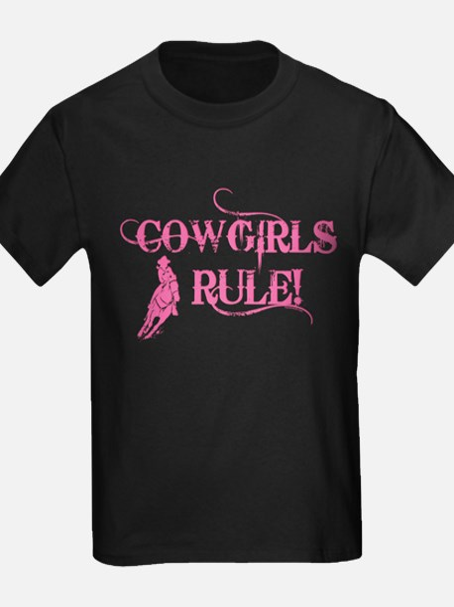 Cowgirls Rule T