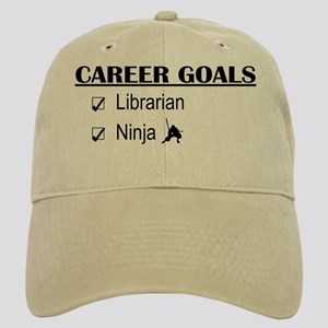 Librarian Career Goals Cap