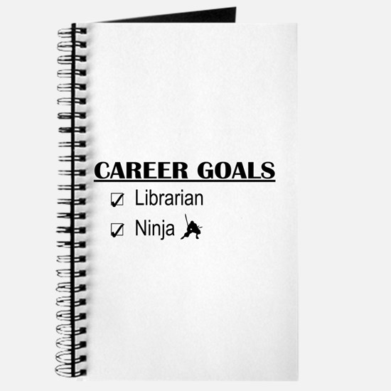 Librarian Career Goals Journal