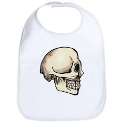 Skull Bib