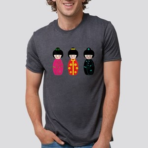 Kokeshi Dolls T-Shirt
