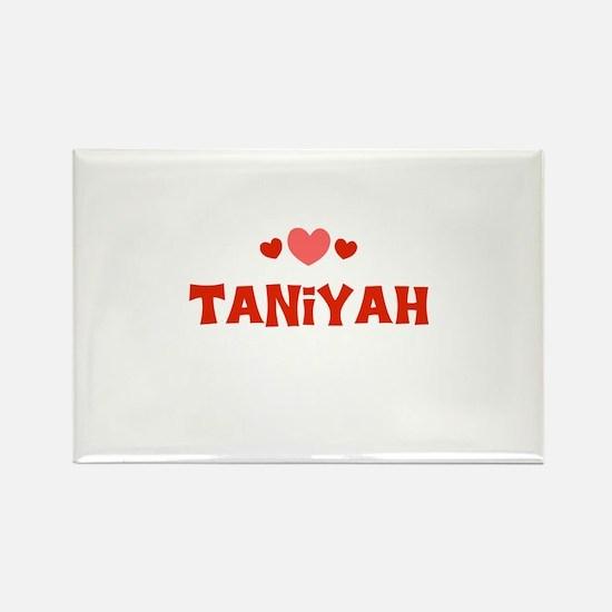 Taniyah Rectangle Magnet