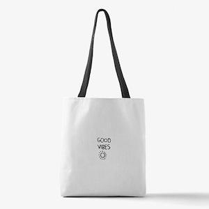 Good Vibes Polyester Tote Bag