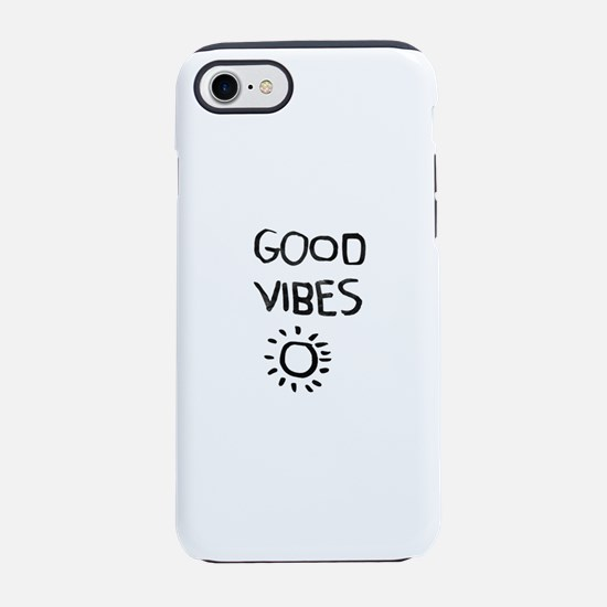 Good Vibes iPhone 8/7 Tough Case