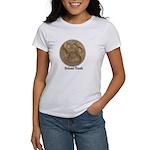 Real Bobcat Pawprint Women's T-Shirt