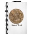 Real Bobcat Pawprint Journal