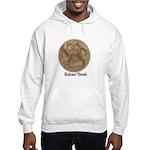 Real Bobcat Pawprint Hooded Sweatshirt