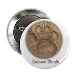 Real Bobcat Pawprint 2.25