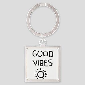 Good Vibes Keychains
