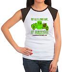 IT HAULS! Women's Cap Sleeve T-Shirt