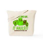 IT HAULS! Tote Bag
