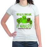 IT HAULS! Jr. Ringer T-Shirt