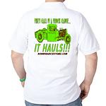 IT HAULS! Golf Shirt