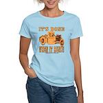 DONE WHEN IT RUNS Women's Light T-Shirt