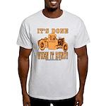 DONE WHEN IT RUNS Light T-Shirt