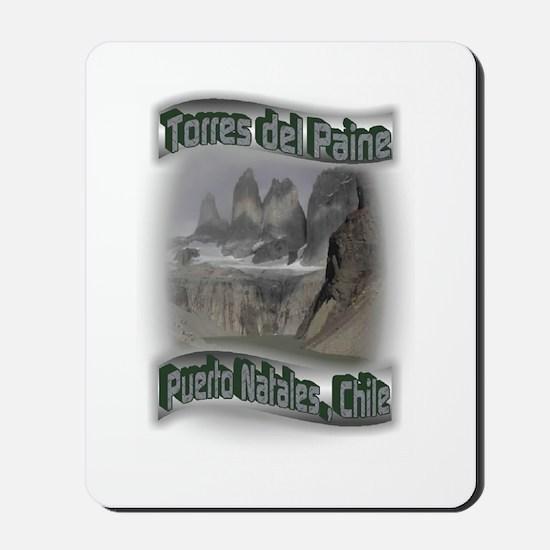 Torres del Paine Mousepad