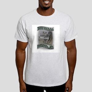 Torres del Paine Ash Grey T-Shirt