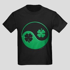 The Zen Of The Irish Kids Dark T-Shirt