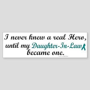Never Knew A Hero OC (Daughter-In-Law) Sticker (Bu
