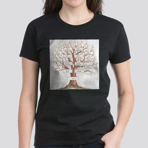 Ancestor Tree T-Shirt
