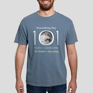 Groundhog Day 101-DarkT T-Shirt