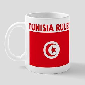TUNISIA RULES Mug