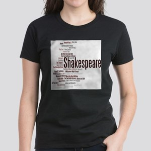 Shakespeare's Plays T-Shirt
