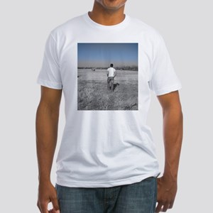 Don't Go Fitted T-Shirt